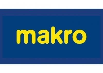 Copywriter website Makro
