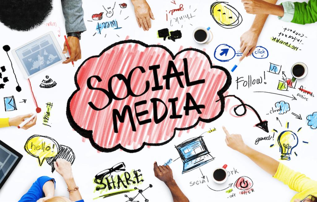 Gebruik Social Media om jouw content te promoten